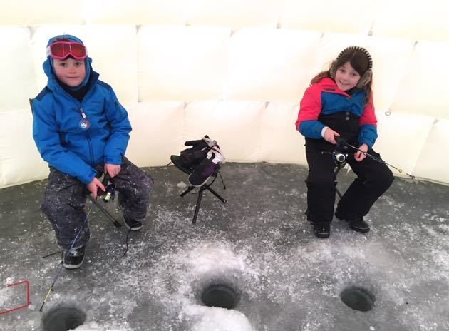The quebec winter carnival so much to love for Fishing in quebec
