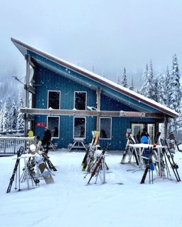Red Mountain Resort, BC – with Kids