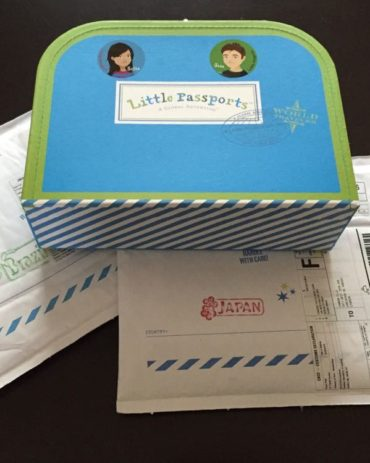 Great Gift for Traveling Kids by Little Passports