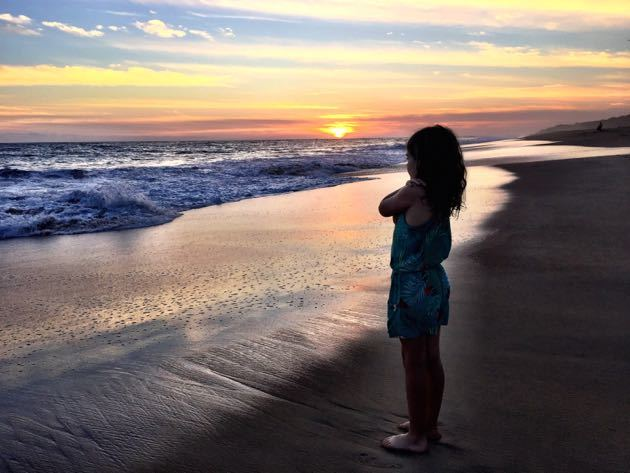 Playa Bococho Sunset