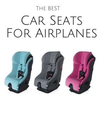 FAA Approved Airplane Car Seats for 2016