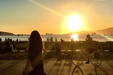 Vancouver's Best Beaches for Sunset
