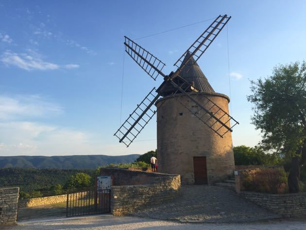 Best Hilltop Villages Provence