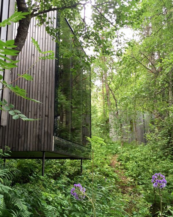 The Juvet Landscape Hotel, Norway