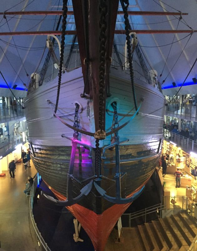 The Fram Ship Oslo