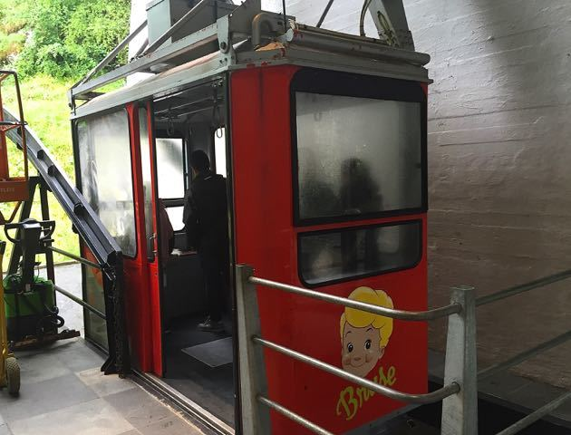 Mount Ulriken Cable Car