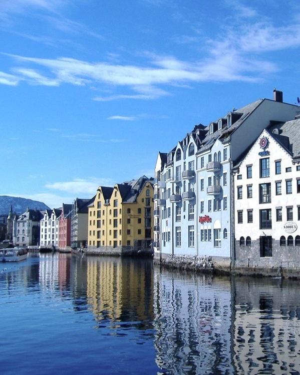 Alesund, Norway – with Kids