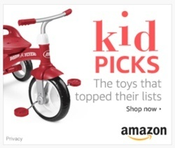 Amazon Toy List 2016