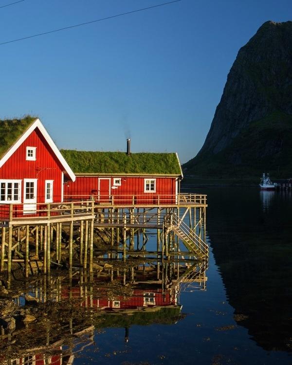 Visiting the Lofoten Islands, Norway