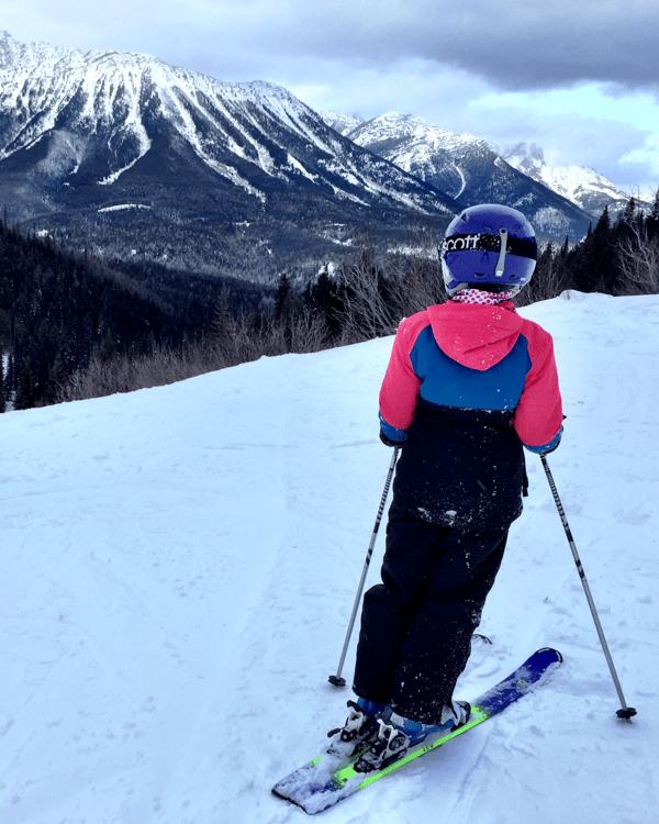 Ski Fernie Alpine Resort, British Columbia – with Kids