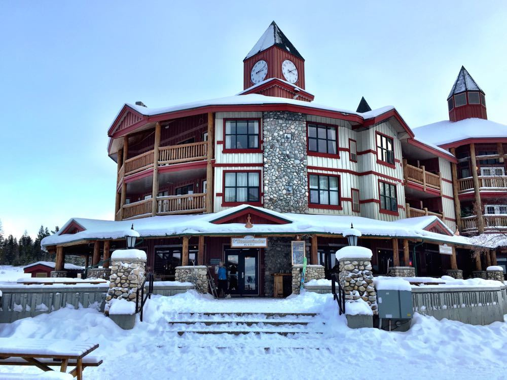 Mountain Accommodation Kimberley - Polaris Lodge