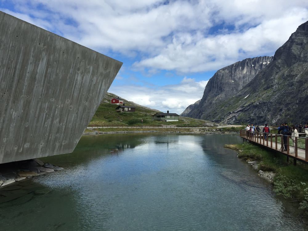 Trollstigen museum and cafe