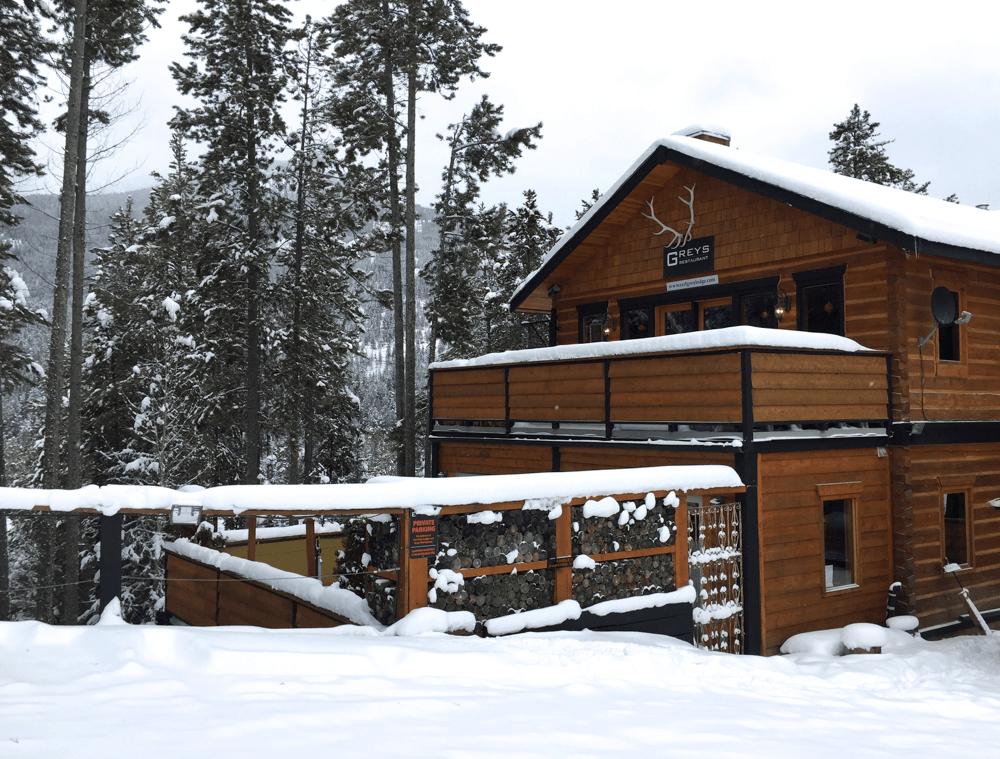 Earl Grey Lodge B&B - Panorama Resort
