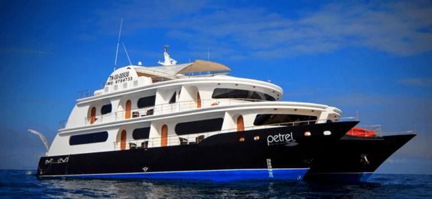 Haugan Cruises - Luxury Boat - Galapagos