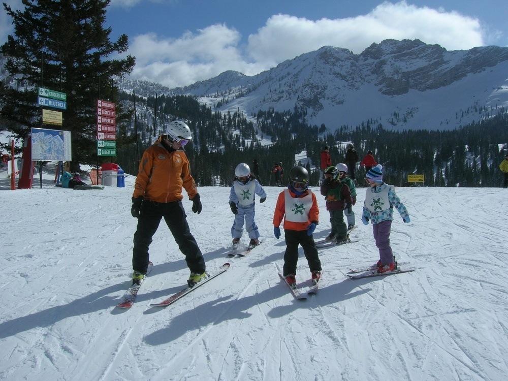 Lessons at Alta Ski Resort