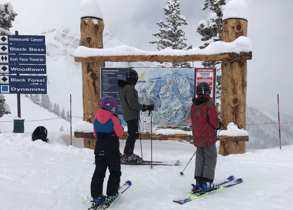 Solitude Mountain Resort with Kids