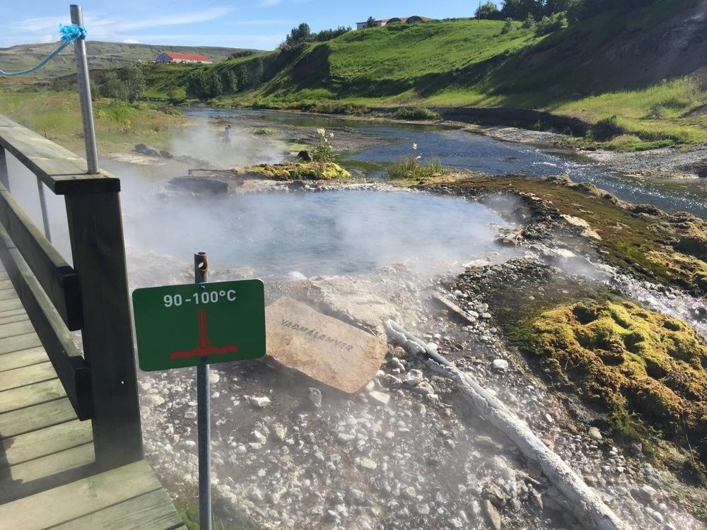 The Secret Lagoon - Iceland Geothermal Pools
