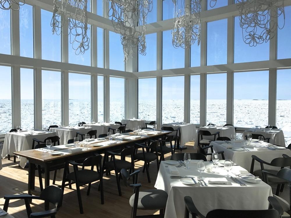 Fogo Island Hotel - Fogo Island Restaurants